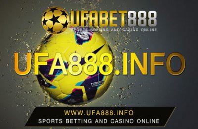 พนันบอลออนไลน์ UFA888 ทางเลือกใหม่ในการสร้างรายได้